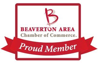 Proud Member of  the Beaverton Chamber of Commerce